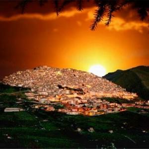 Un #tramonto senza eguali! #sunset #gangi #inegozidigangi #sicily #tbt #igerspalermo #ig #instagood #instalike #instaphoto #sicilia