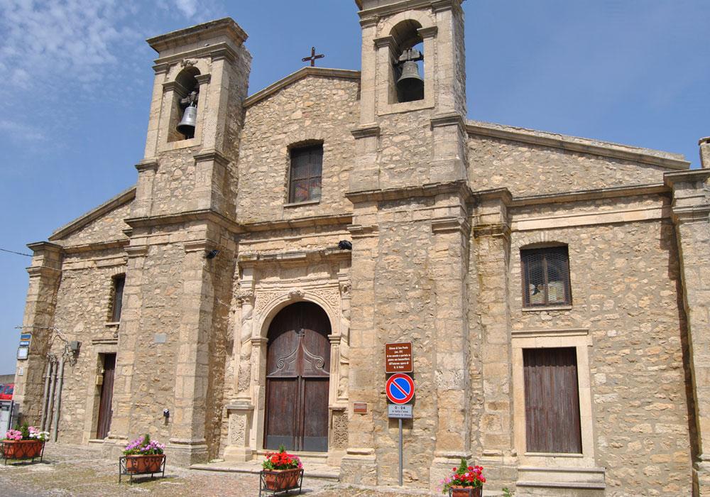 Chiesa di San Paolo a Gangi