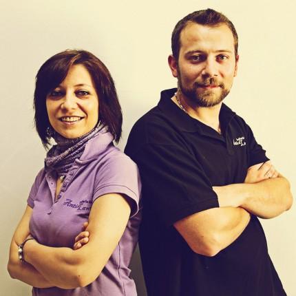 Anna e Giuseppe Pizzo