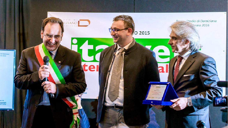 Gangi ottiene l'ItaLive 2015 grazie alla scelta di 40mila turisti