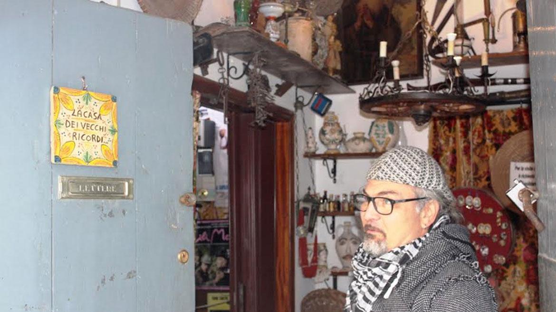 Nasca a Gangi la Casa dei vecchi ricordi