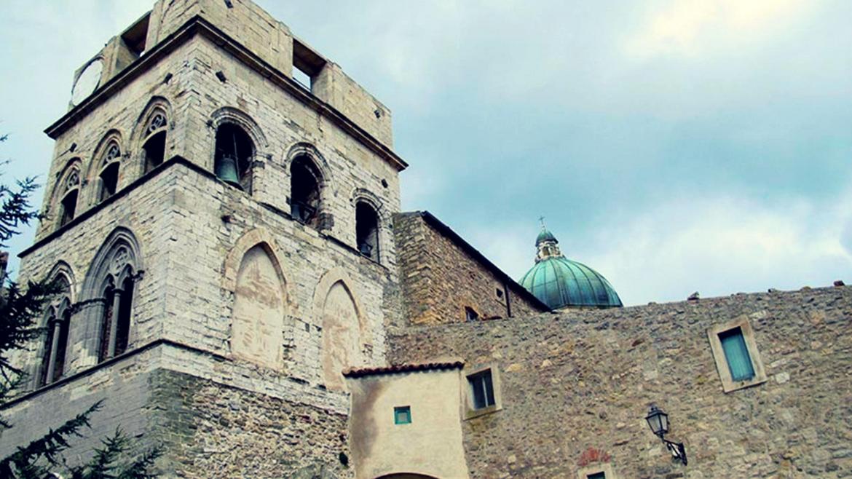 L'antica Torre Ventimiglia di Gangi
