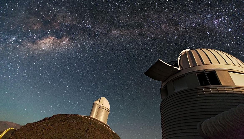 Telescopio unico al mondo in Sicilia